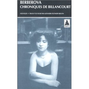 Berberova Billancourt