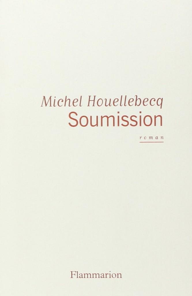 Michel Houellebecq, Soumission, roman