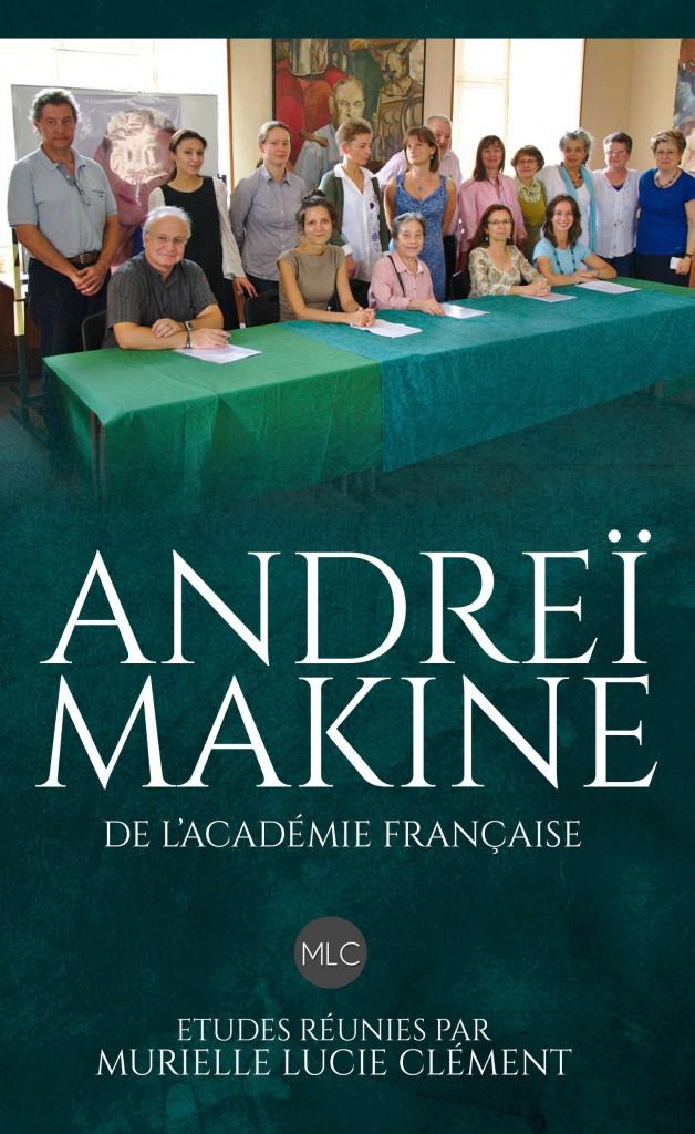 Andreï Makine de l'Académie française.